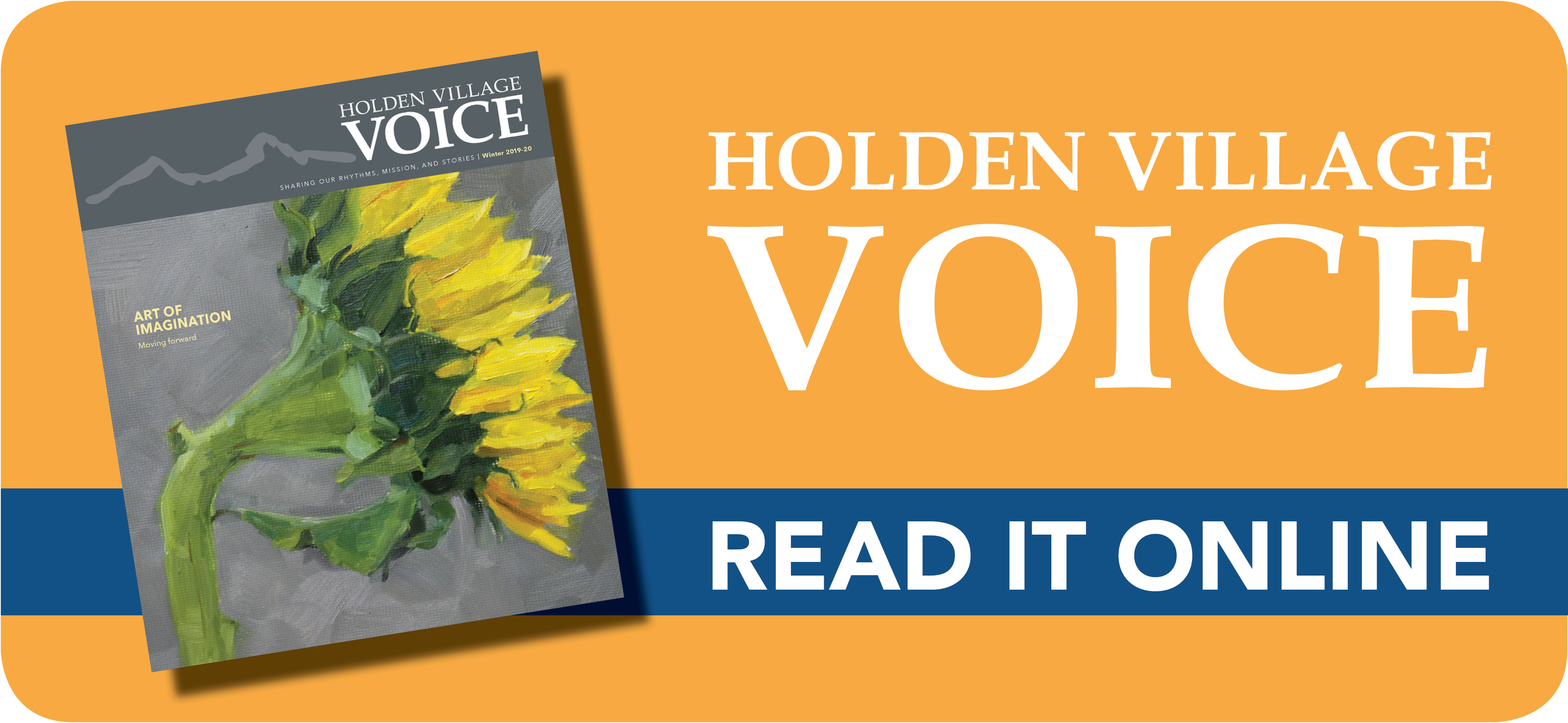 Read Holden Village Voice Online