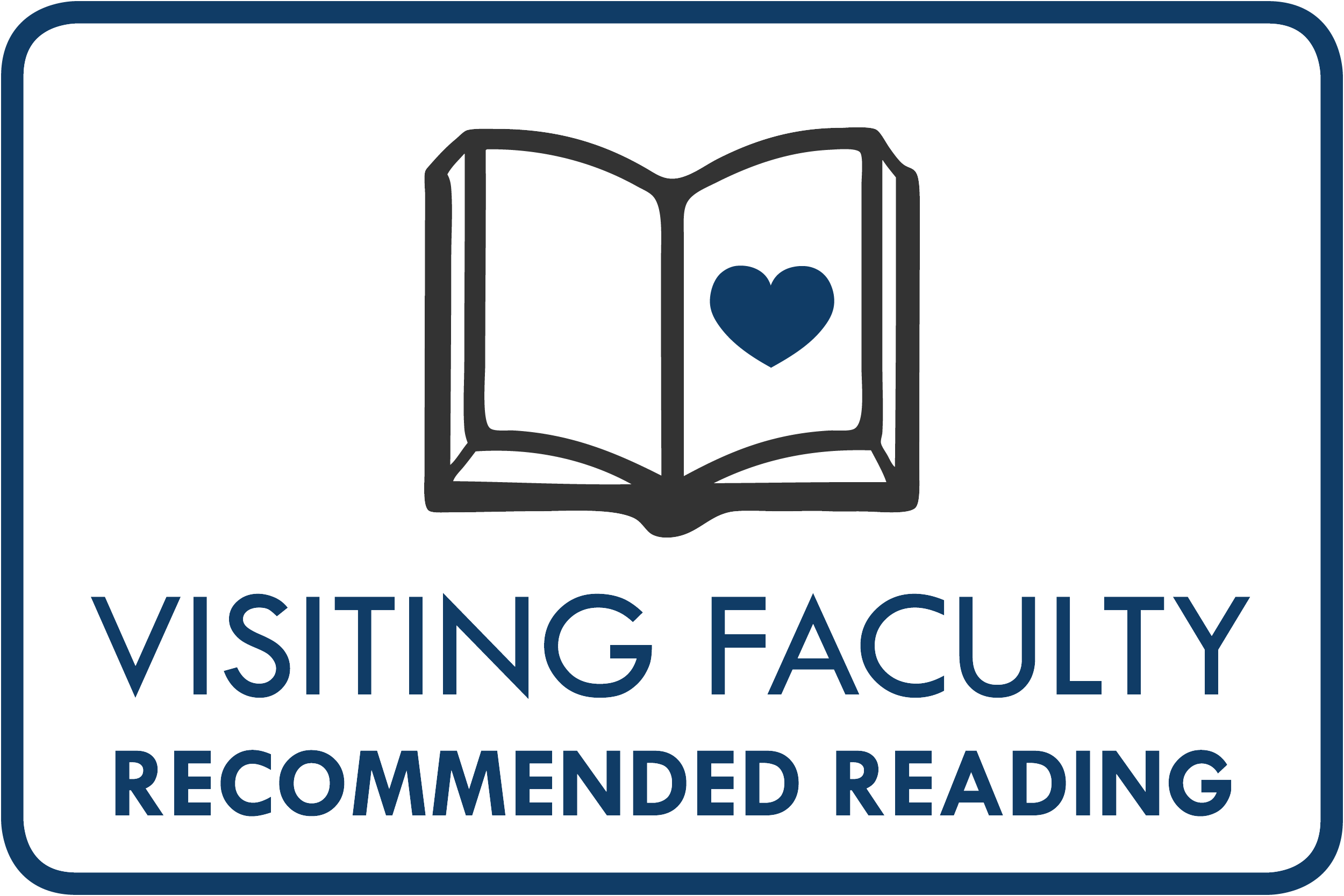 2019 Teaching Faculty Recommended Reading