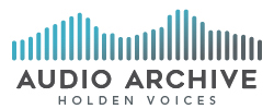Audio Archives